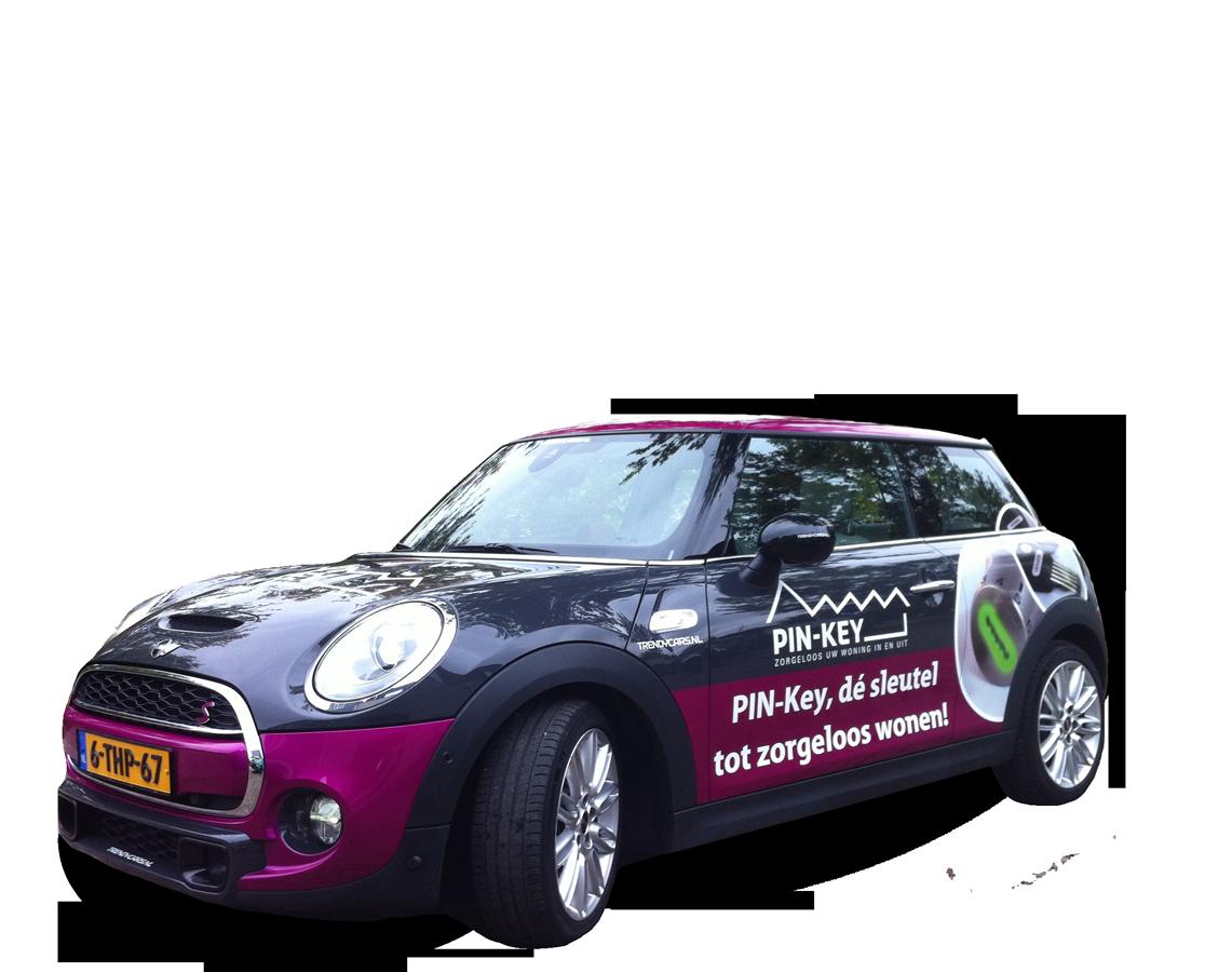 Autobelettering Mini