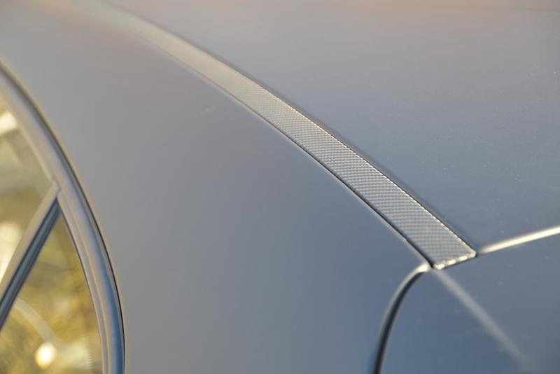 Signing complete carwrap black mat zwarte folie BMW