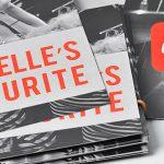 Drukwerk Branding actie met Rochelle voor Clarks Originals