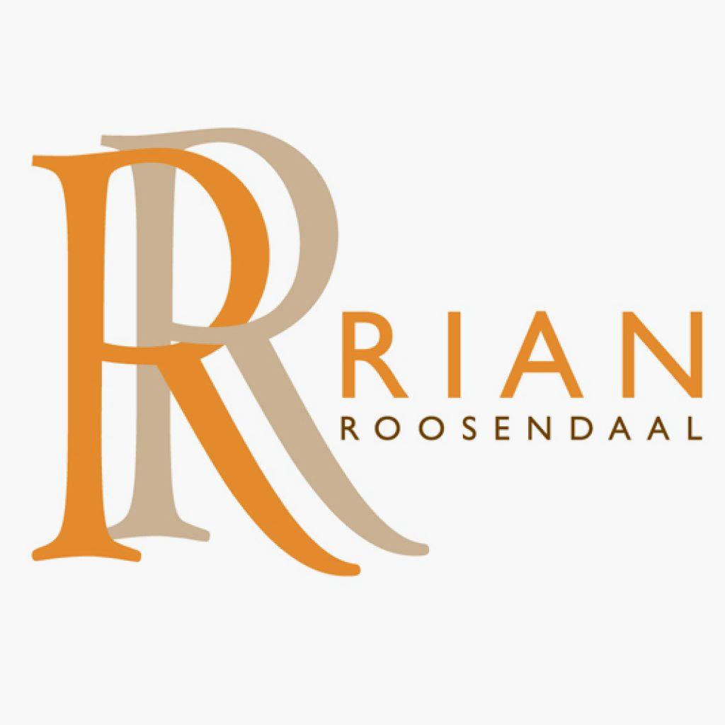 Logo Rian Roosendaal openhaarden