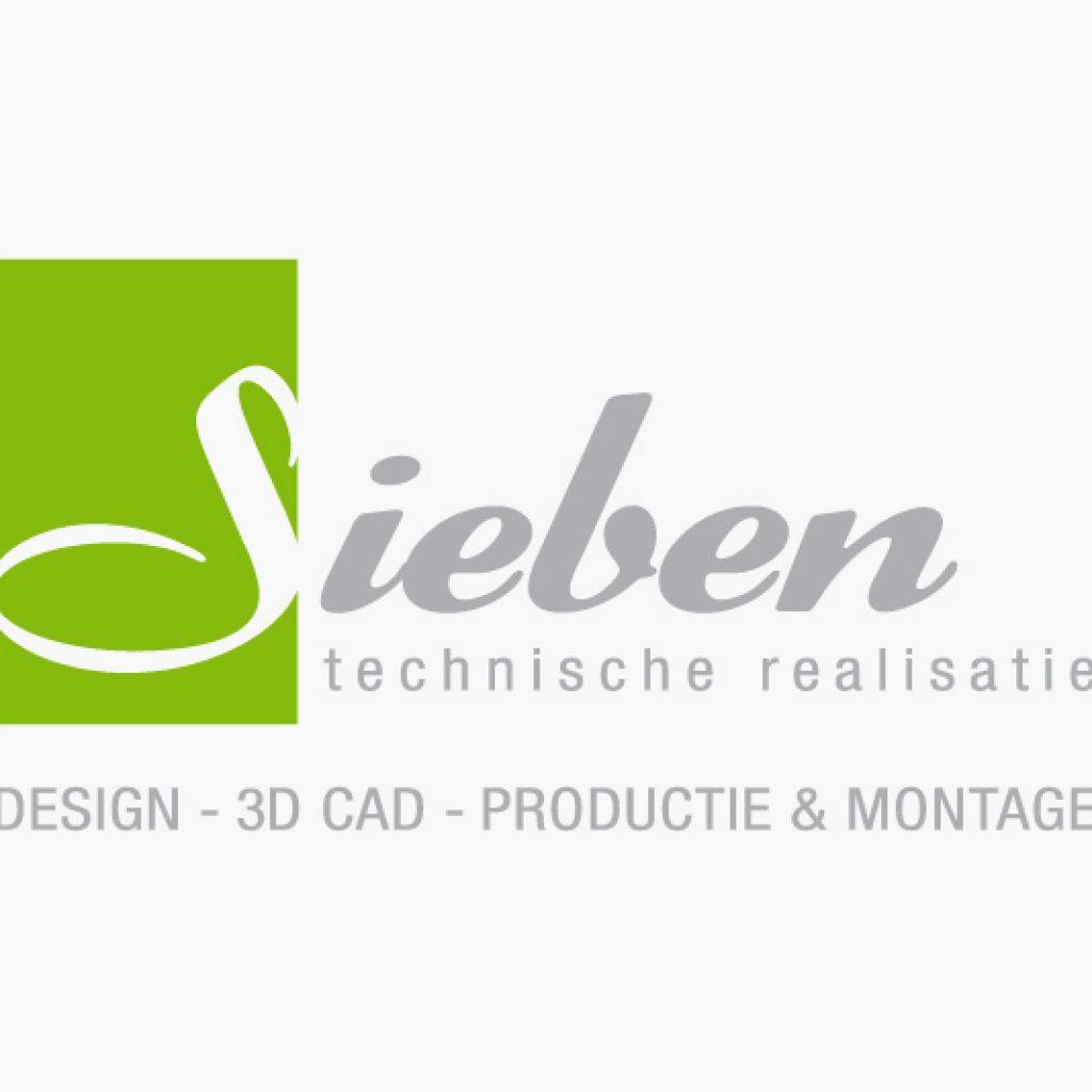 Logo Sieben