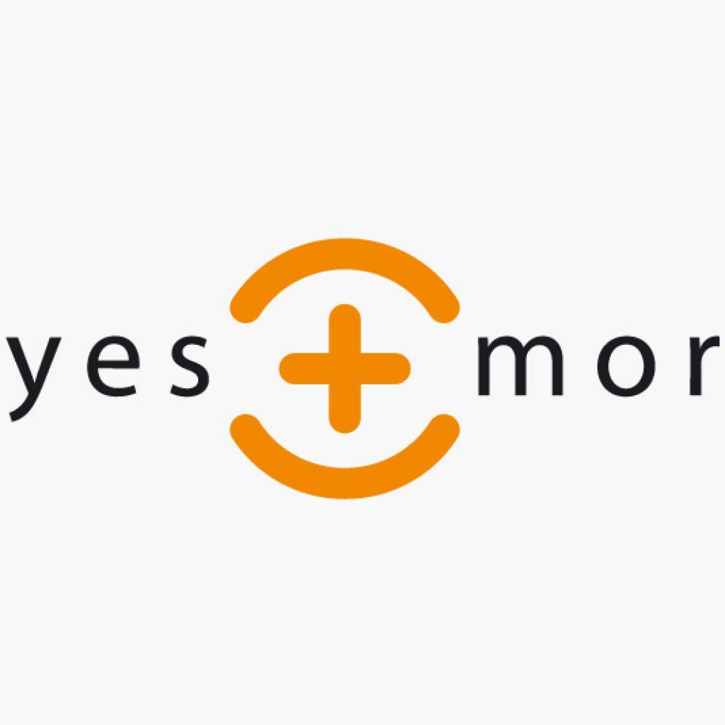Logo Eyes + More optiek