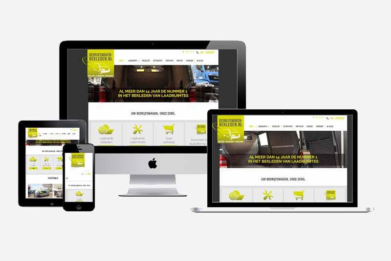 Website Bedrijfswagen-bekleden