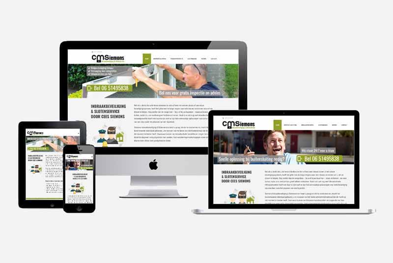 Website CMSiemons