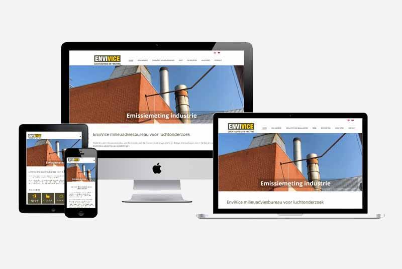 Website Envivice
