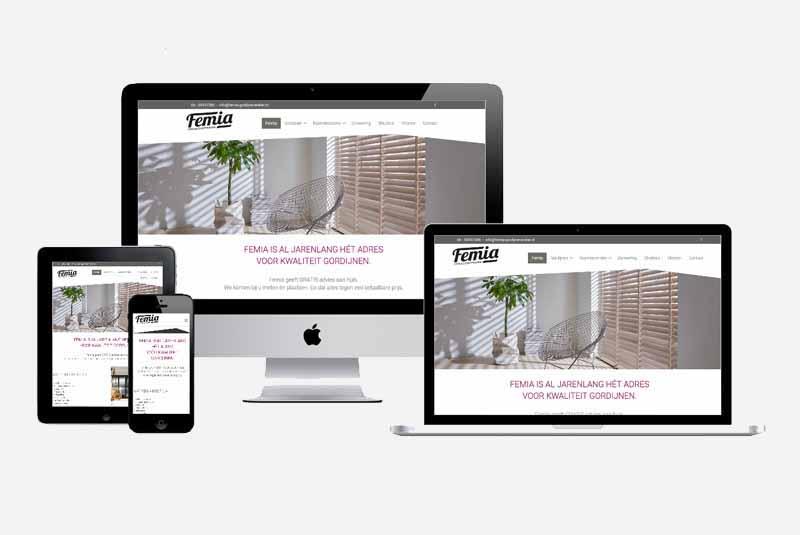 Website Femia