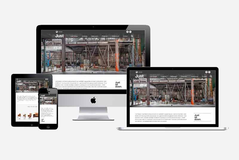 Website Justdesign