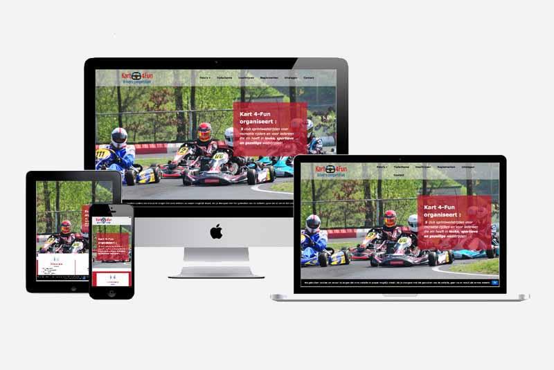 Website Kart4fun