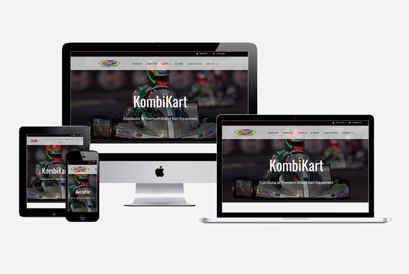 Website Kombikart