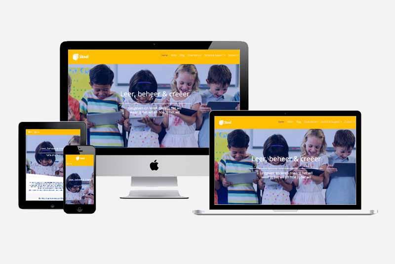Website Skool
