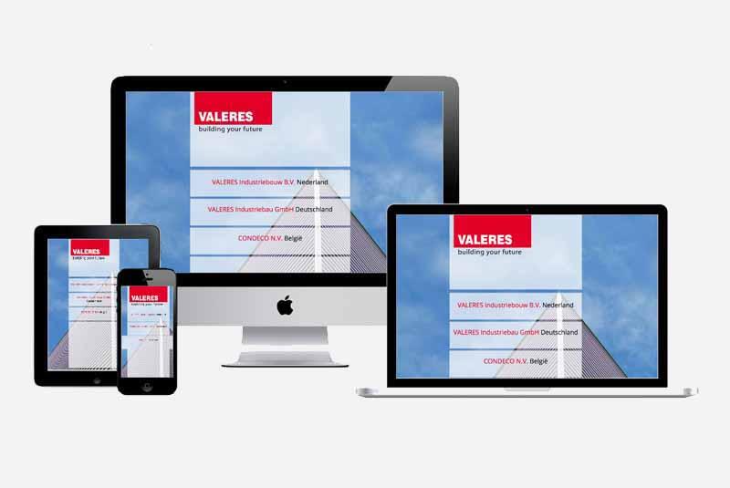 Website Valeres